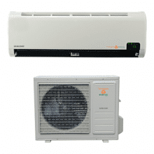 ACDC18C Solar Air Conditioner Heat Pump - Practical Preppers