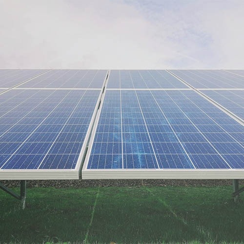 Solar Power Panels, Batteries, and Components