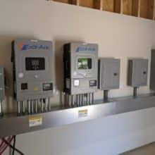 Sol-Ark Inverter Wiring Template for Installers