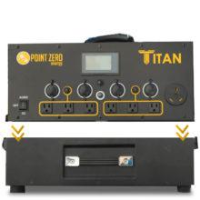 Titan: Portable Solar Generator