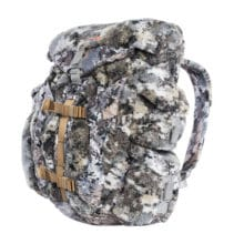 Fanatic Pack: The Ultra-Quiet Hunting Backpack (2166 in<sup>3</sup>)