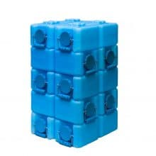 WaterBrick Container – Standard 3.5 Gallon