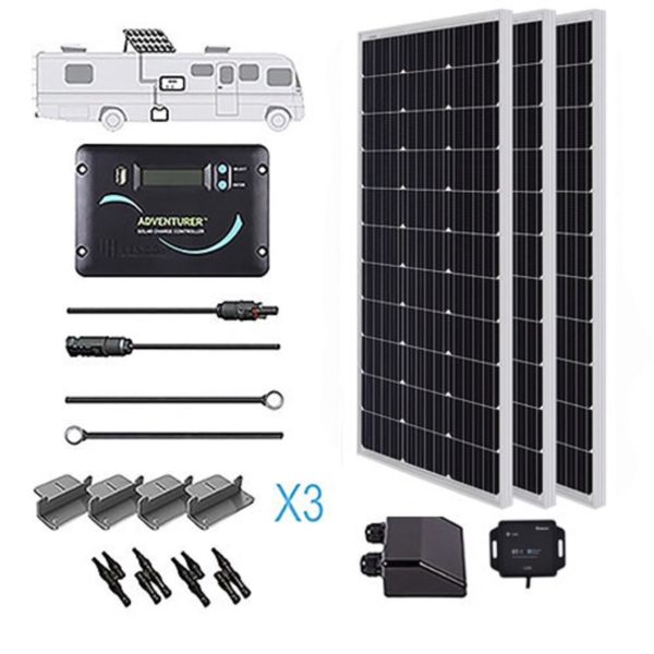 solar kit for rv