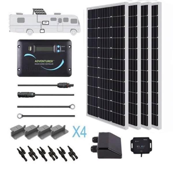 solar kit for rv
