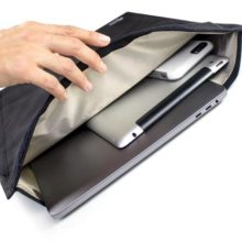 The Mission Darkness™ Non-window Faraday Bag for Laptops
