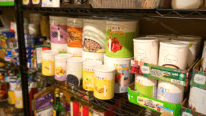 Read more about the article Making a Meal Only Using Food Storage