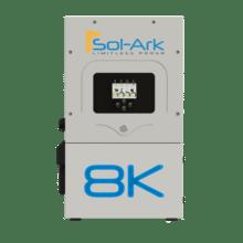 Sol-Ark 8k: All-In-One Hybrid Inverter